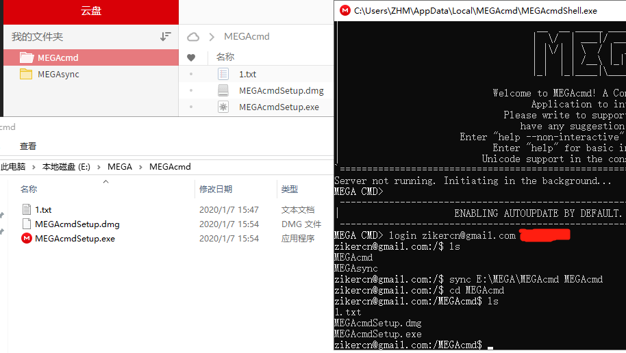 Win10使用MEGAcmd.png