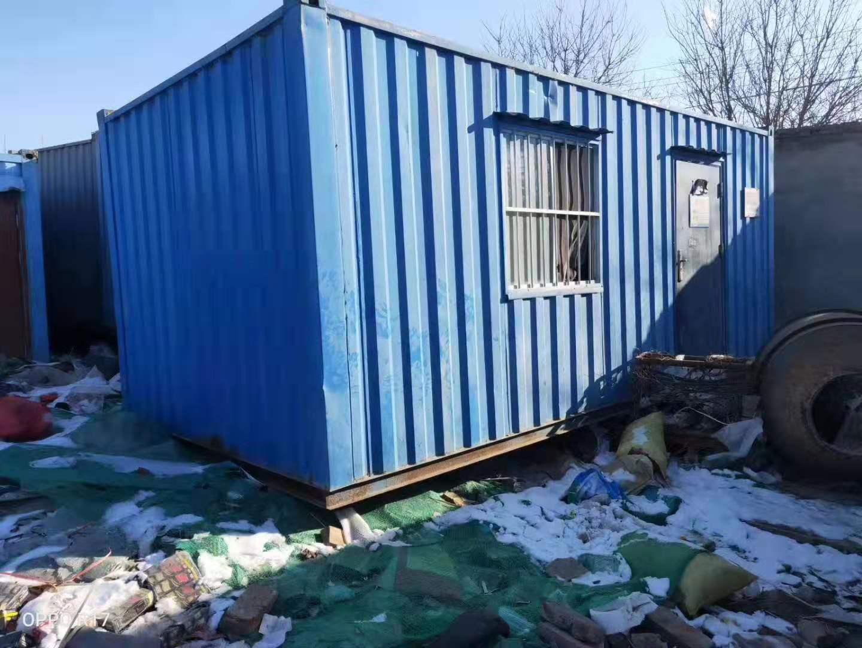 出售铁皮活动房3米×6米
