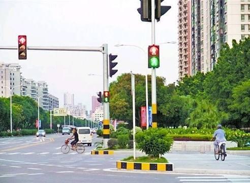 怎么确定交通信号灯的时长是多少?