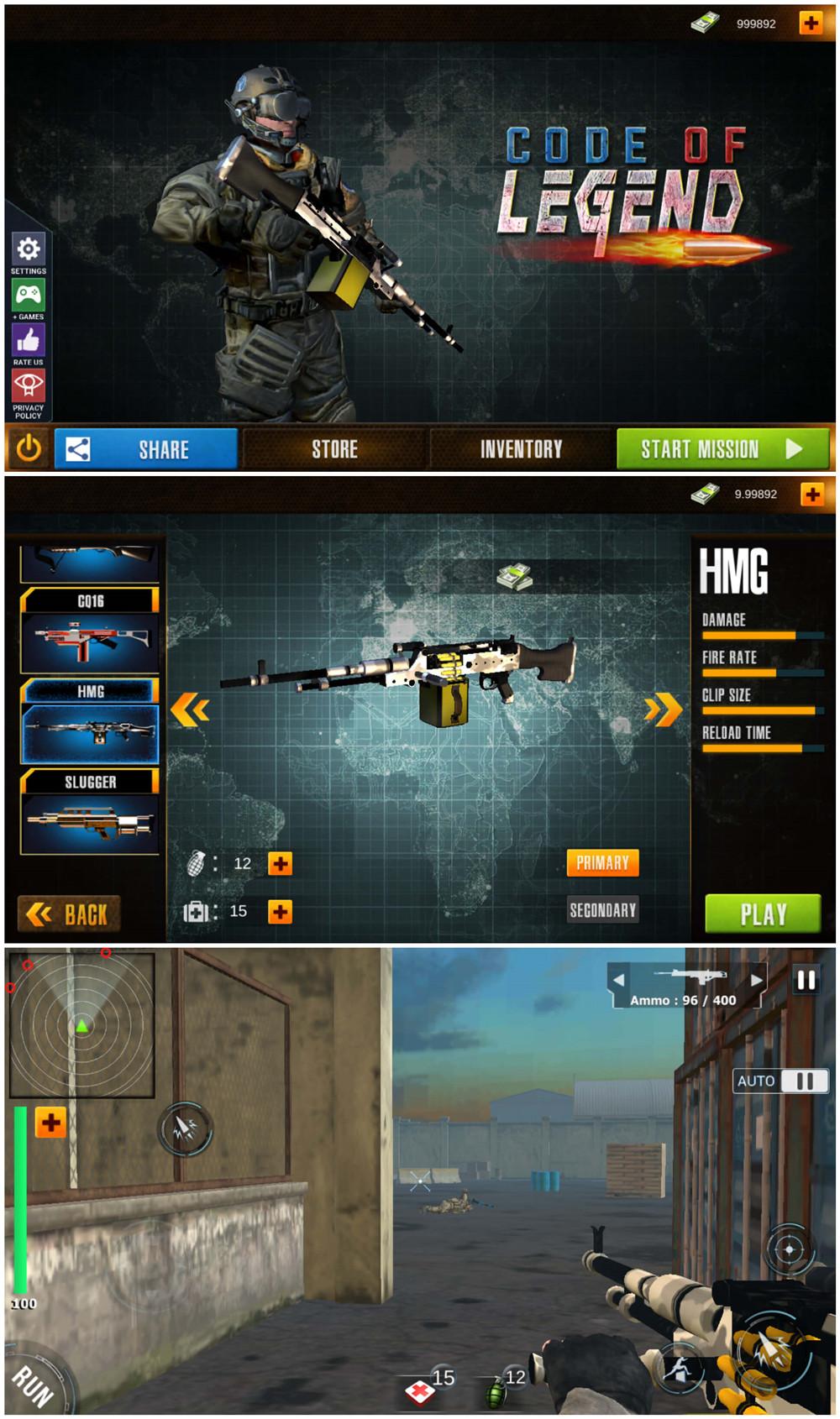 动作射击游戏 CS绿化版-52资源网