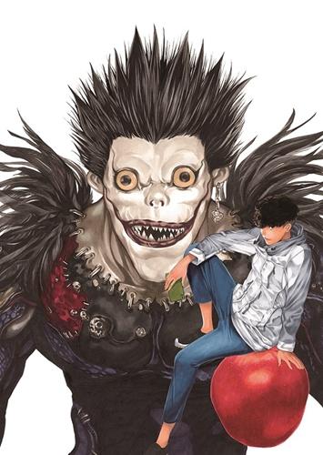愉悦的硫克与天才中学生,《死亡笔记》全新 87 页短篇漫画 2 月 4 日刊载