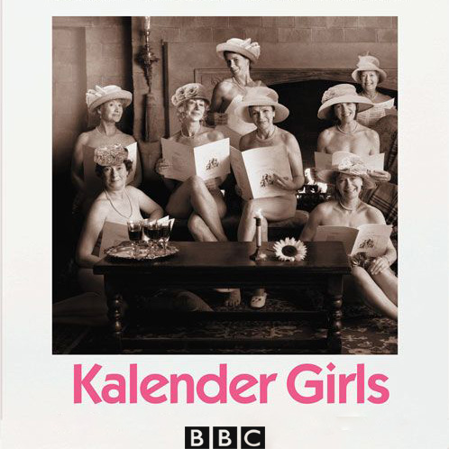 BBC - Calendar Girls - Tim Firth