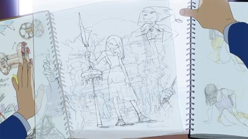 想要传达「动」画的有趣之处,CG World 专访《别对映像研出手》制作人崔恩映
