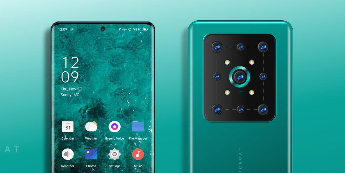 外媒预测2022年安卓智能手机:超强悍的后置摄像头模组