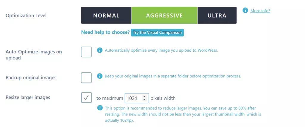 详解如何优化压缩WordPress博客图片