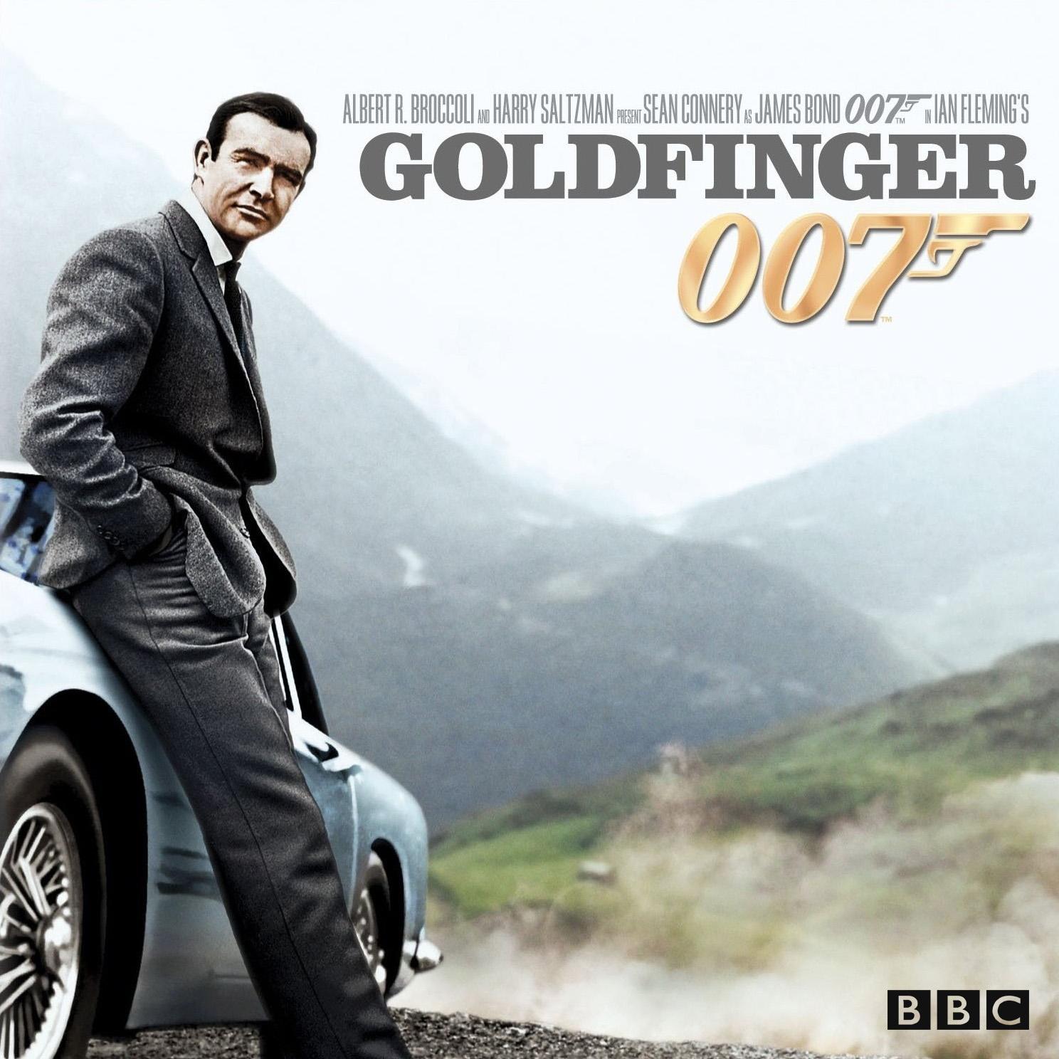 BBC - James Bond - Goldfinger - Ian Fleming