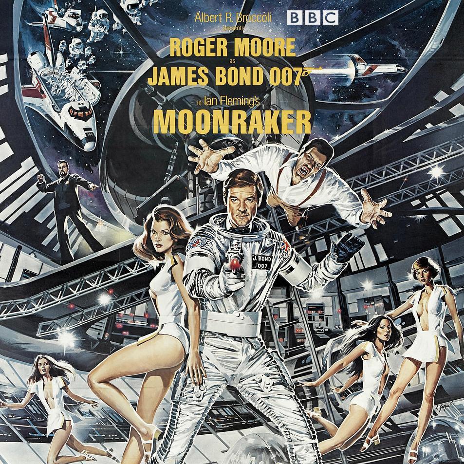 BBC - James Bond - Moonraker - Ian Fleming