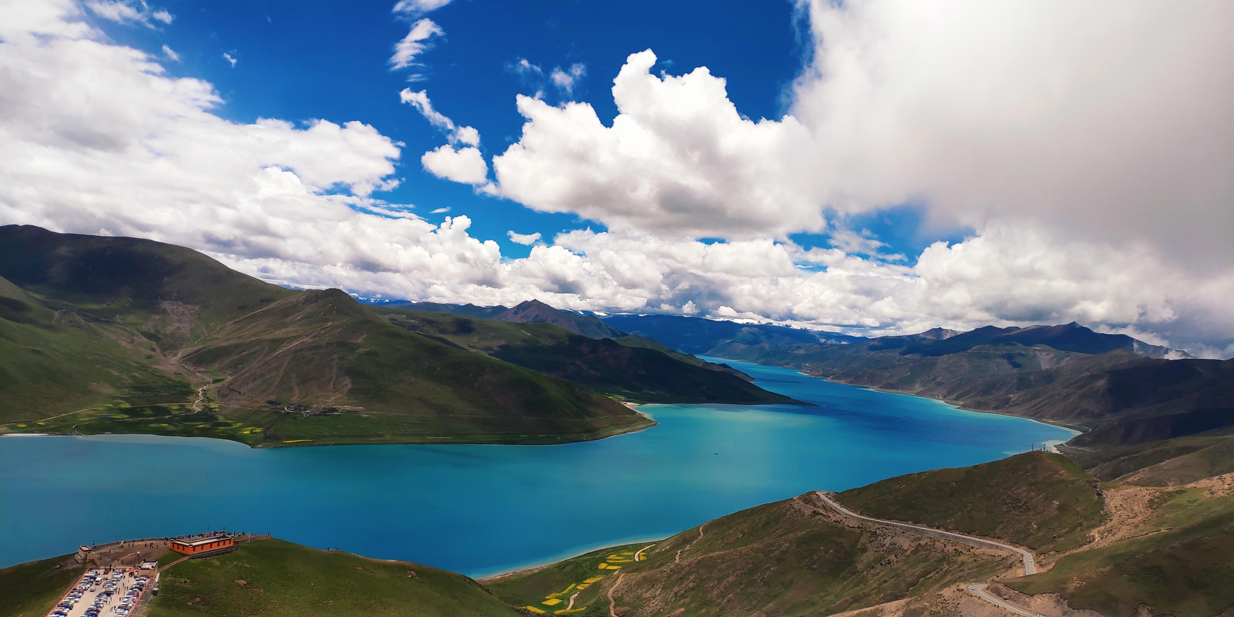 西藏徒步之旅