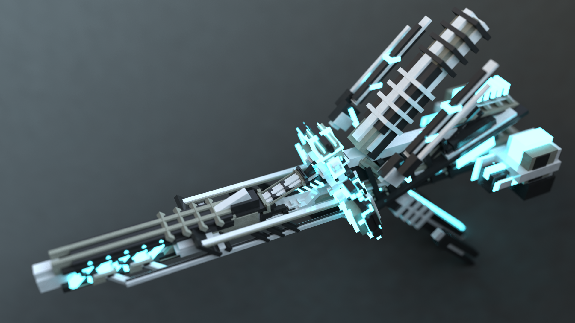 Space Weapon of Earth(ColdPotatoObject)