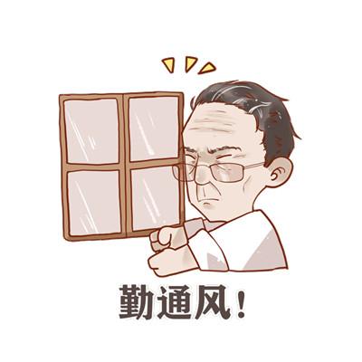 钟南山Q版卡通防疫表情包大全-WP帮