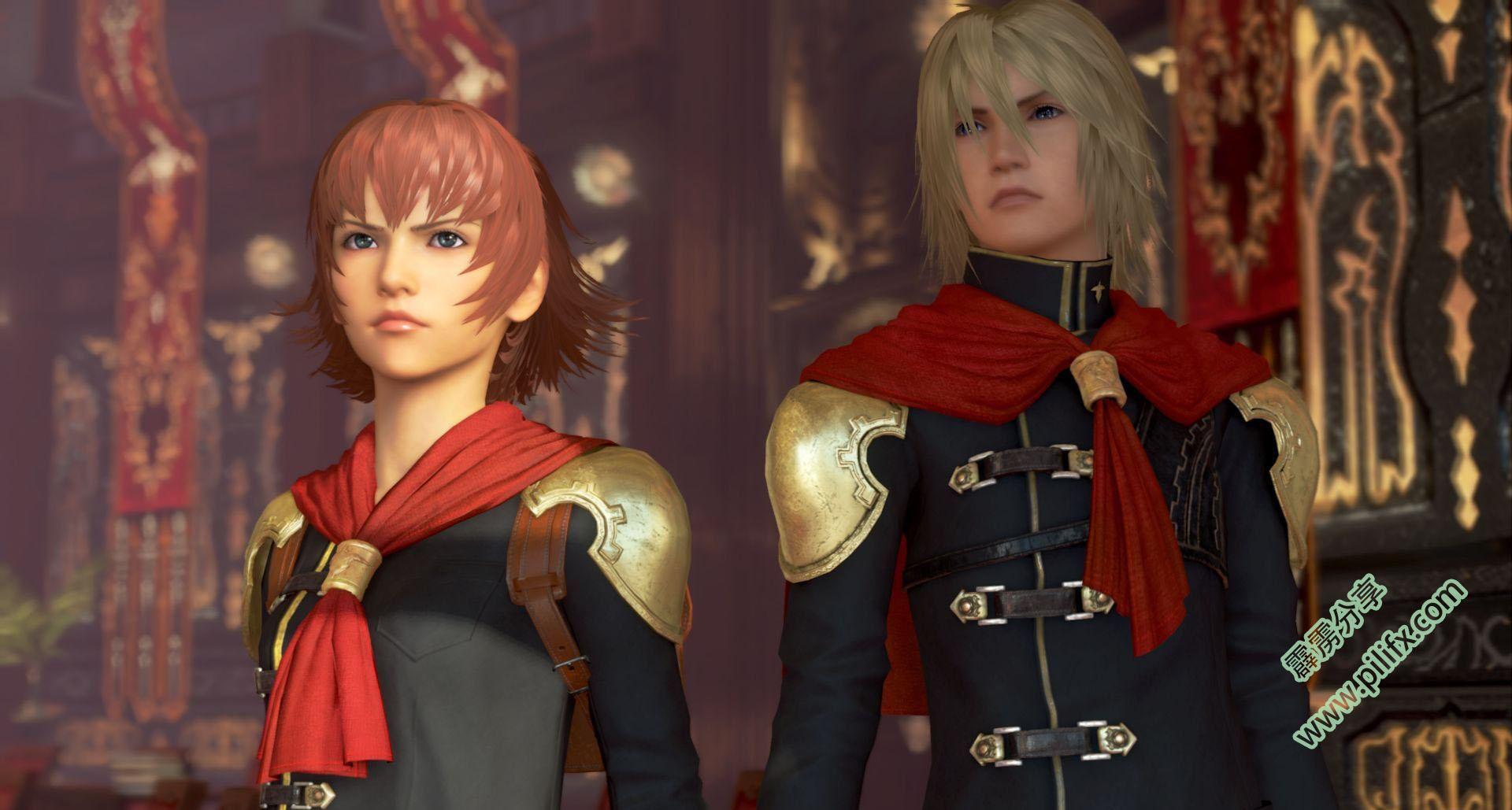 最终幻想:零式HD 中文安装版