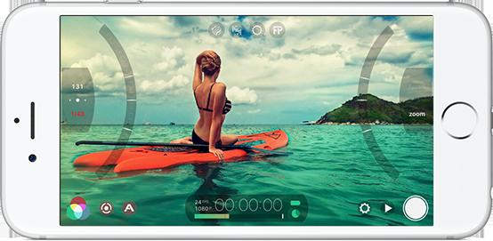 手机电影级拍摄工具 FiLMiC Pro小灰灰汉化破解版