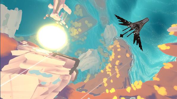 Epic免费领取探索飞行类游戏InnerSpace
