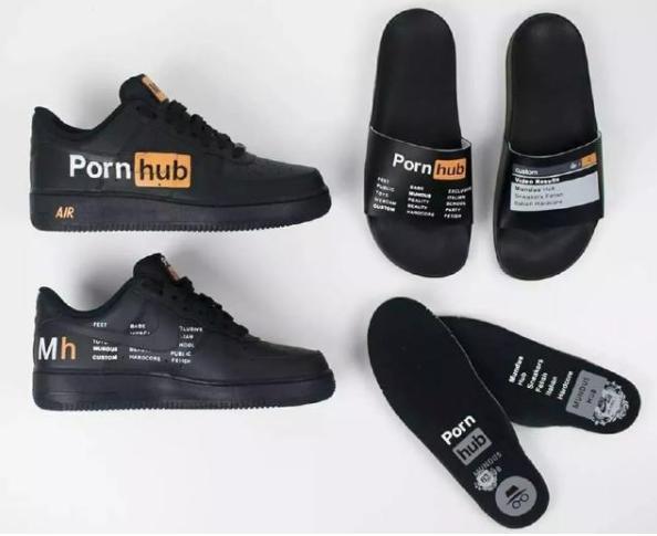 Pornhub鞋子
