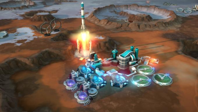 Epic免费领取《外星贸易公司》即时战略游戏