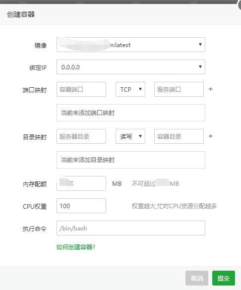 【不懂就问】宝塔Docker管理器 如何使用-e参数-天际部落