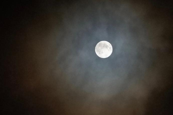 超级月亮-2